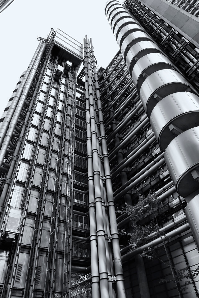 Lloyds of London Bldg